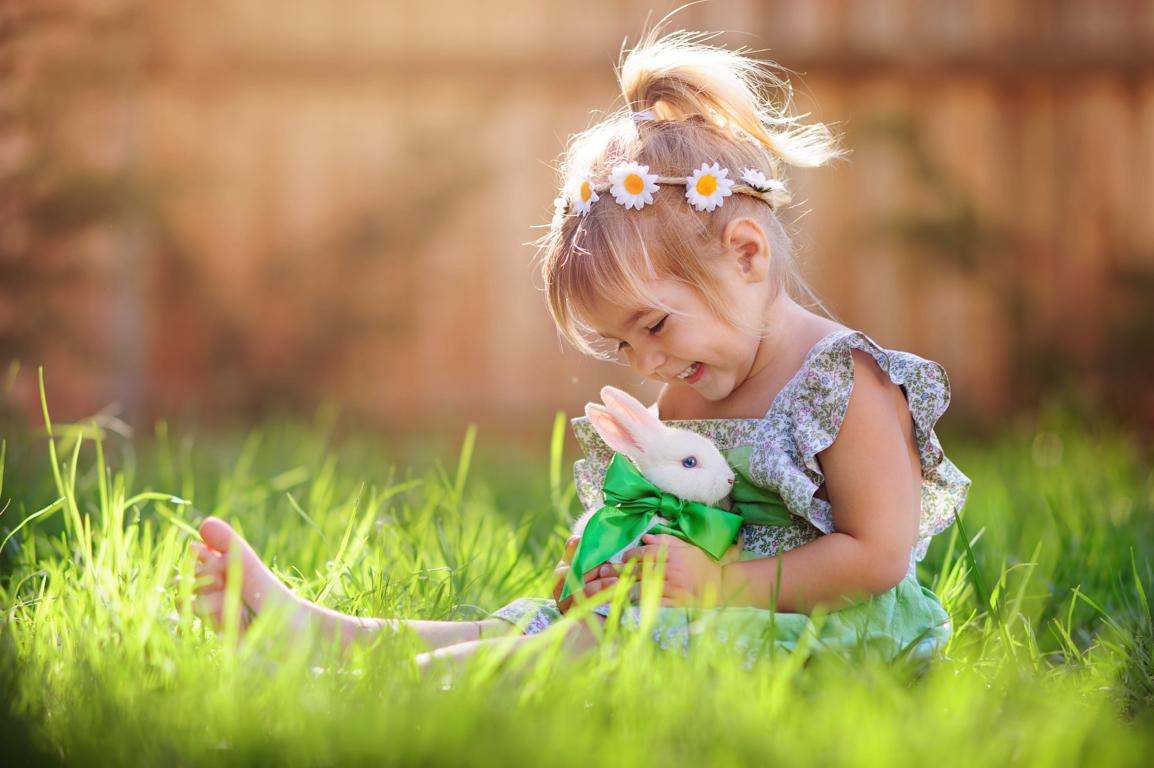 Los cuidados de un conejo