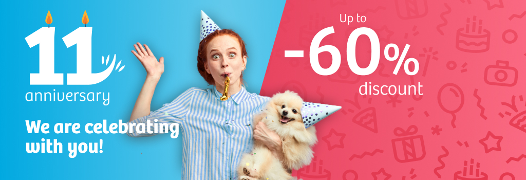 Special offers and promotions for pets