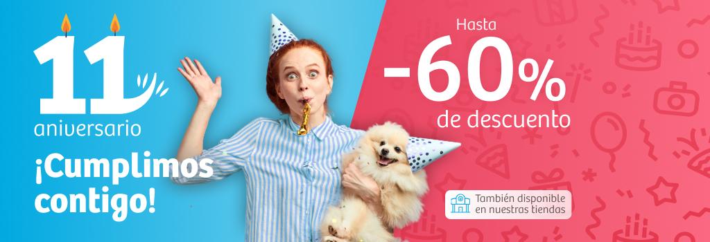 Ofertas y promociones especiales para mascotas