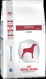 Nourriture Hepatic HF16 Canine 1.5 Kg Royal Canin