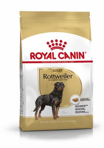 Tourteau Rottweiler Adult 12 KG Royal Canin