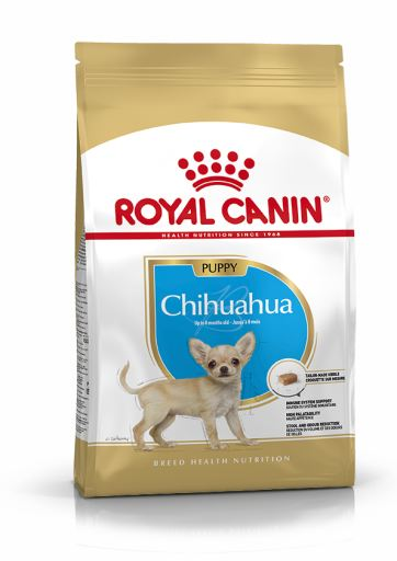 Nourriture Chihuahua Junior 500 GR Royal Canin