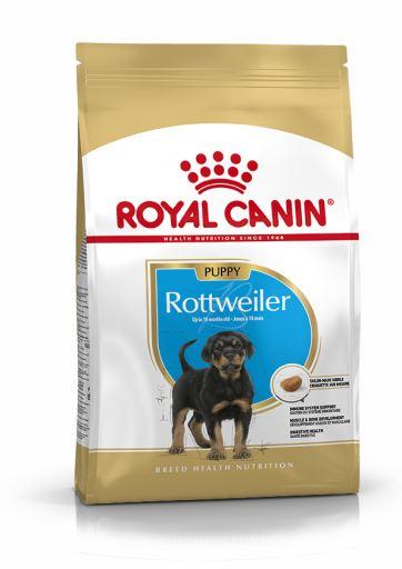 Nourriture Rottweiler Junior 12 KG Royal Canin