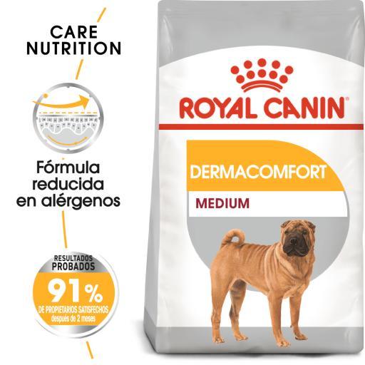 Medium Dermacomfort Medium Adult Sensitive Skin Dog Food