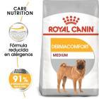 Medium Dermacomfort Medium Adult Sensitive Skin Dog Food 10 KG