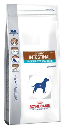 Nourriture Gastro-intestinal Moderate Calorie 15 Kg Royal Canin