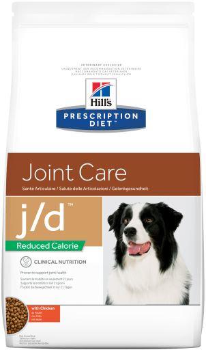 Prescription Diet Canine j/d Reduced Calorie 4 KG Hill's