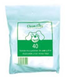 Rechanges 40 Clean City