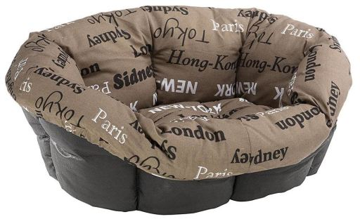 Siesta Deluxe Oval Bed Cushion Padding Replacement
