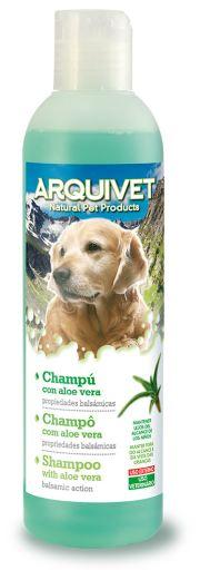 Shampoing avec Aloe Vera 250 ml Arquivet