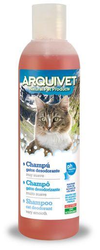 Shampooing Pour Chats 250 Ml 250 ml Arquivet