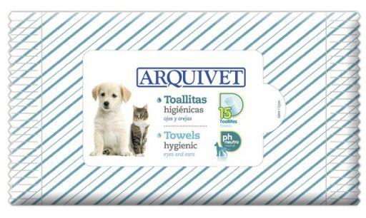 arquivet-hygien-tissues-15, 14.00 EUR @ miscota-poland-czech-republic-greece-and-hungary