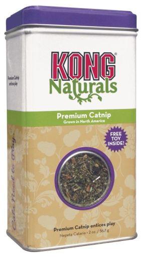Naturals Premium Catnip 2 Onces 56 gr KONG