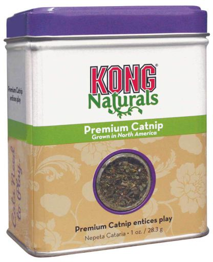 Naturals Premium Catnip 1 Once 28.3 GR KONG