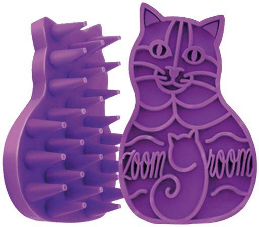 Zoom Groom Cat