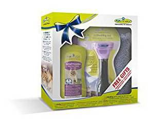 Shedding Pack for Short-Haired Cats