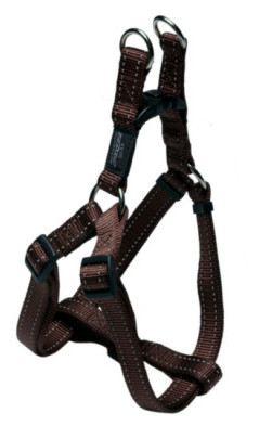 rogz-harness-lumberjack-special-xl-green