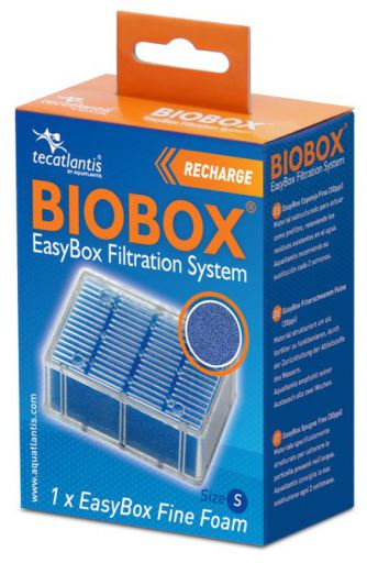 Foamex Fin Biobox S Aquatlantis