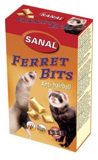 Snacks Huron 75 Gr. 75 gr Sanal
