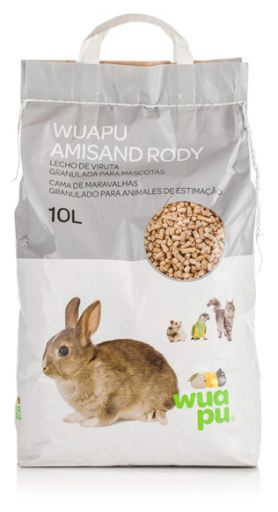 Rody Amisand Chip Granulated Bedding