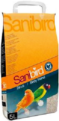 Sand for Bird Cages Zircus
