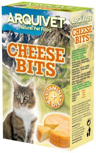 Arquizoo Cheese Bits 40 GR Arquivet