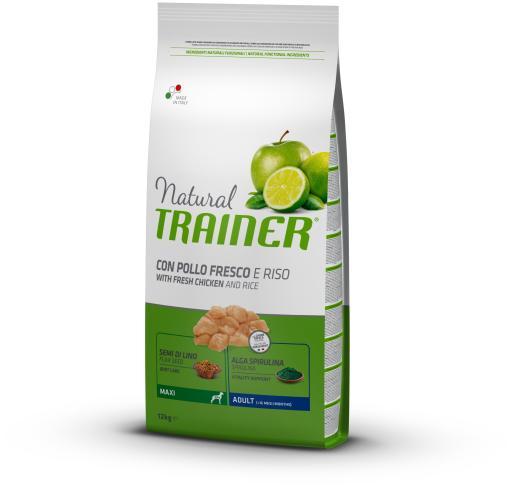 Natural Adult Maxi Poulet 12 KG Trainer