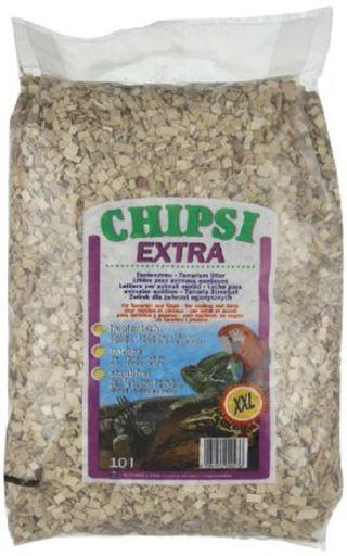 Lecho de Astillas De Haya Chipsi Extra XLl 10 Lts.