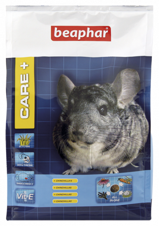 beaphar-care-extruded-chinchilla-food-250-gr