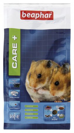 beaphar-care-extruded-hamster-food-250-gr