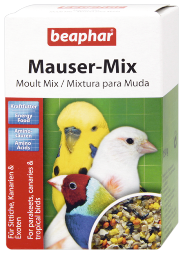 beaphar-moult-mix-for-parakeets-canaries-and-tropical-birds-150-gr