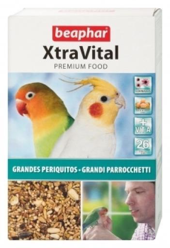 beaphar-xtravital-parrot-food-1-kg