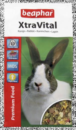 beaphar-xtravital-rabbit-feed-2-5-kg