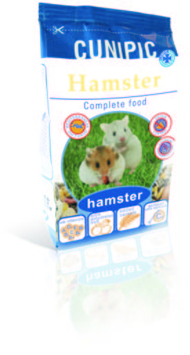 cunipic-hamster-800-gr