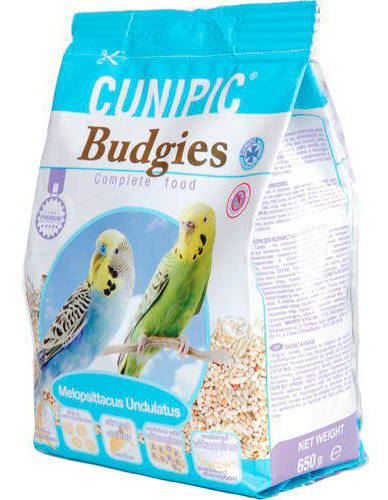 cunipic-parakeet-3-kg, 61.00 EUR @ miscota-poland-czech-republic-greece-and-hungary