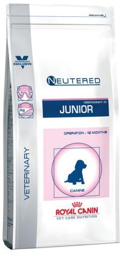 Neutered Junior Medium 10 KG Royal Canin