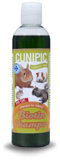 Shampoing Biotine 250 ml Cunipic