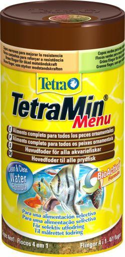 TetraMin Menu, 250 ml 250 ml Tetra