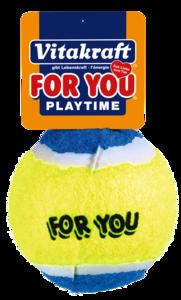 Balle Tennis Assortiment pour Chiens 6 cm Vitakraft