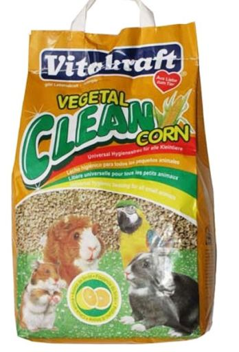 Vegetal Clean Corn Bedding