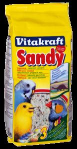 Sandy BioSand for Birds