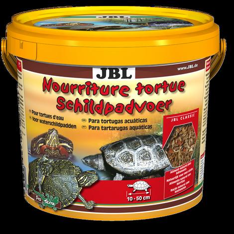 Comida para Tartarugas de Água