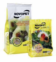 Aliment Conures 500 grs 500 GR Novopet