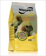 Sac Nymphes 1 kg. 1 Kg Novopet