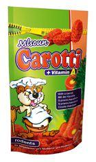 Bouchées de Carottes 50 GR Novopet