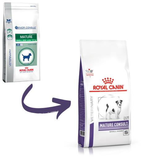 Nourriture Senior Consult Mature Small Dog 1.5 Kg Royal Canin