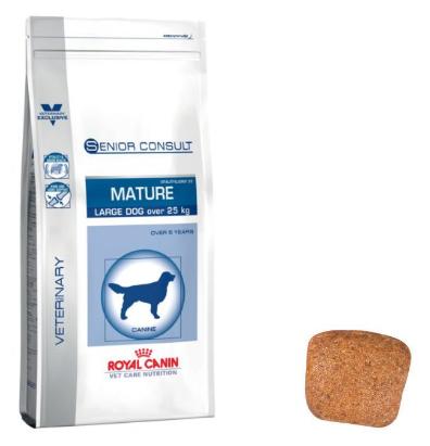 Nourriture Senior Consult Mature Large Dog 14 KG Royal Canin