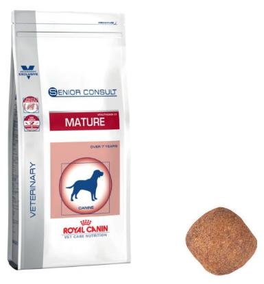 Nourriture Senior Consult Mature Dog 10 KG Royal Canin