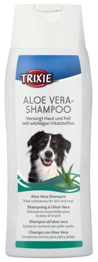 Shampoing avec Aloe Vera 250 ml Trixie