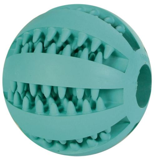 trixie-dentafun-balle-mintfresh-caoutchouc-naturel-7-cm